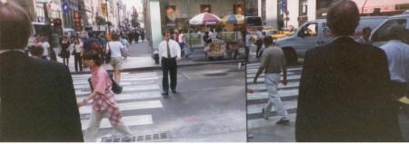 New York City, circa 1996