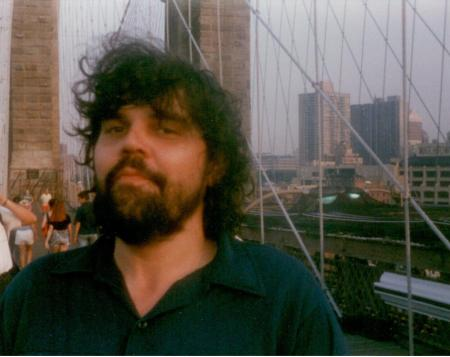 Brooklyn Bridge 1990