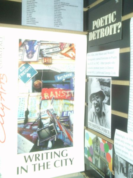POETIC DETROIT? City Arts Quarterly, Ron Allen, and the Heidelberg Project