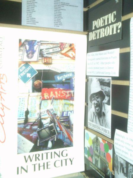 POETIC DETROIT? City Arts Quarterly, Ron Allen, and the Heidelberg Project