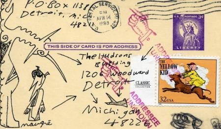 Dead Postcard